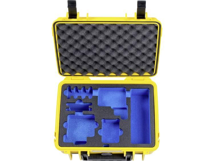 B W outdoor.cases Typ 1000 1000 Y GoPro5 Geschikt voor GoPro Hero 5