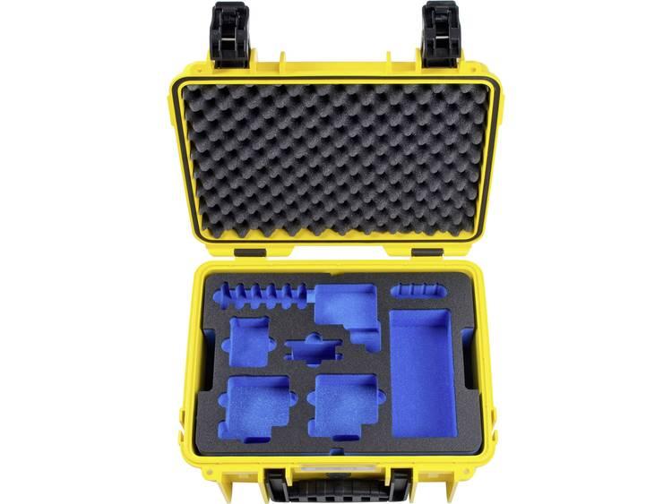 B W outdoor.cases Typ 3000 3000 Y GoPro5 Geschikt voor GoPro Hero 5