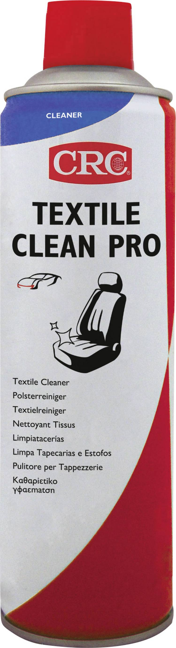 Image of CRC TEXTILE CLEAN PRO 32726-AA 500 ml