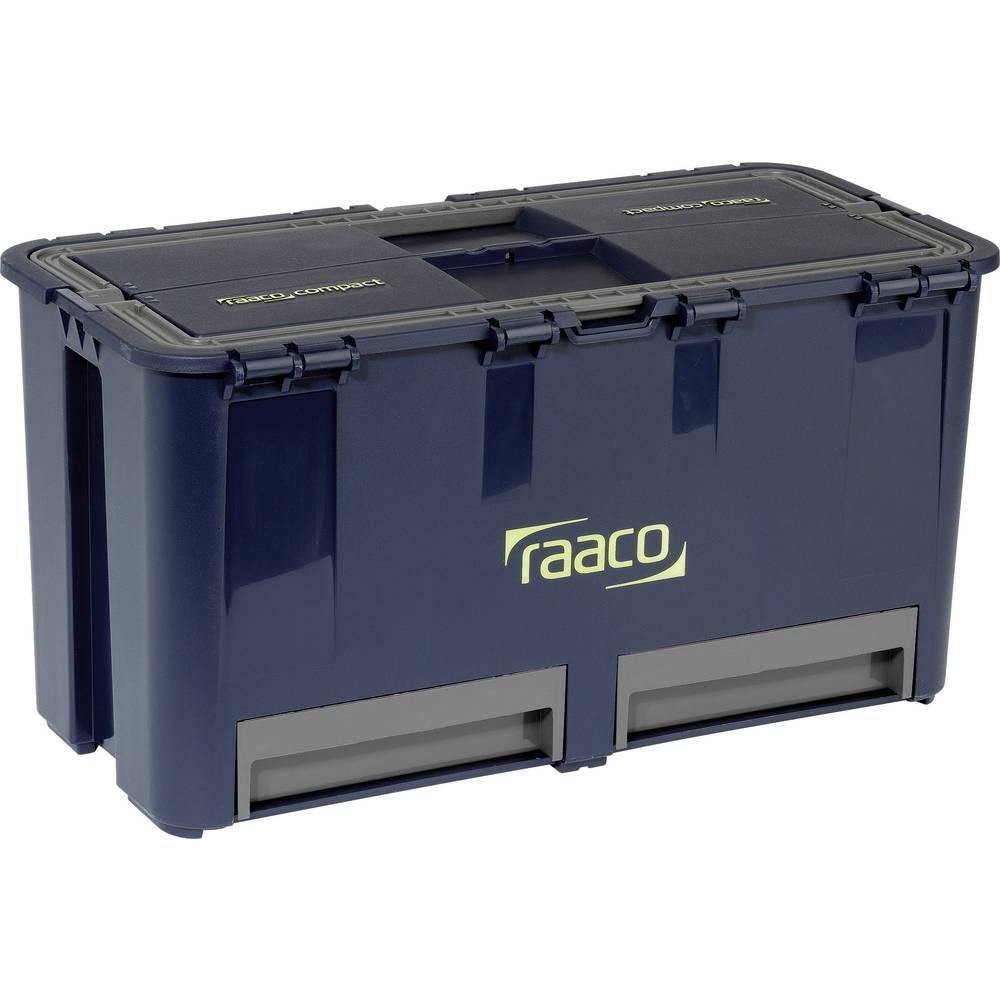 Raaco Compact-27 Koffer 6 Bakjes