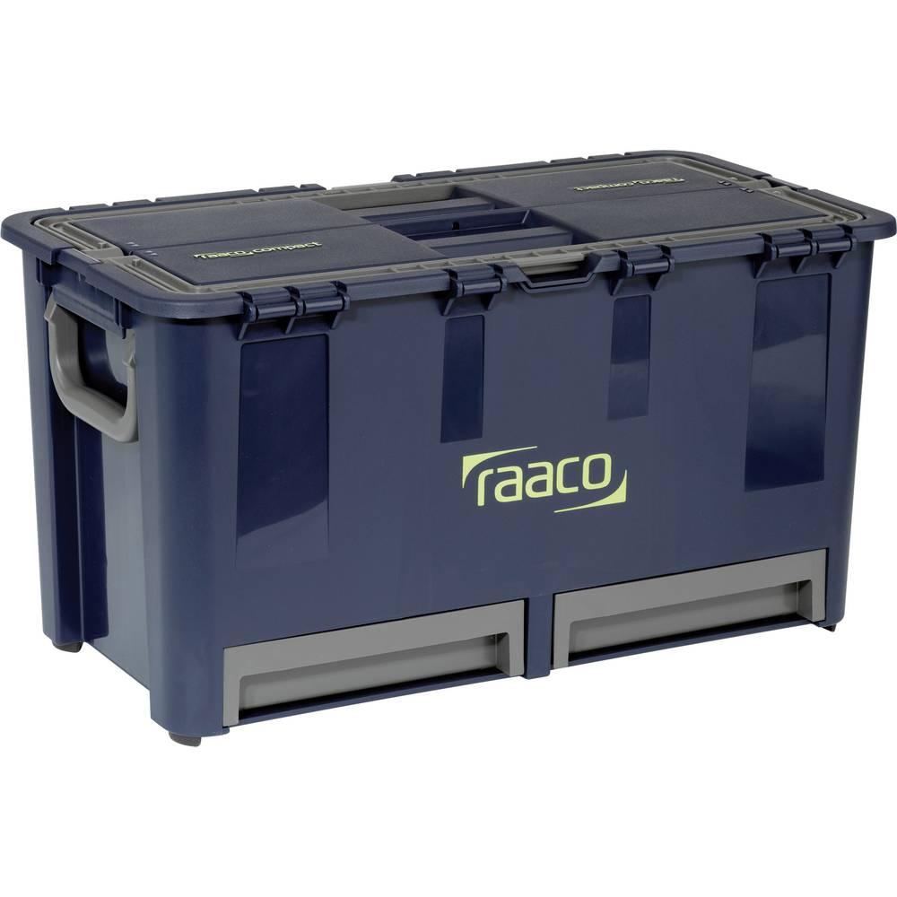 Raaco Compact 47, incl. bakjes + schotten, COMPA 47