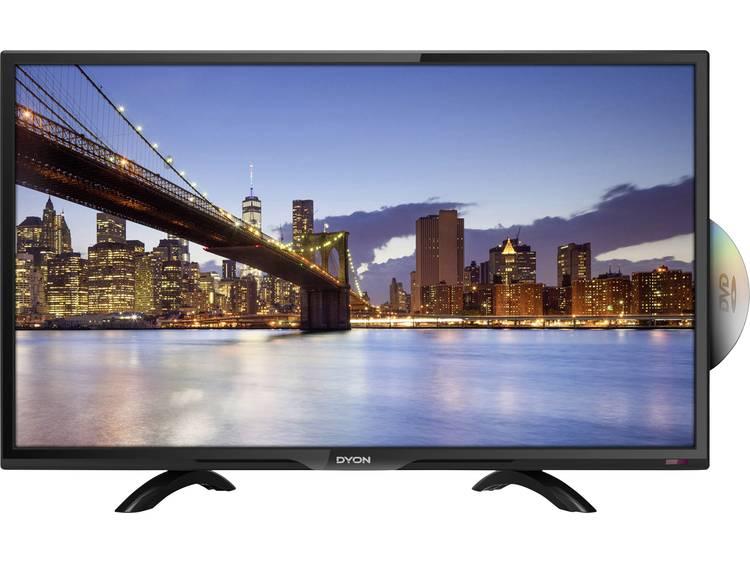 Dyon SIGMA 24 Pro X LED-TV 60 cm 23.6 inch Energielabel: A+ (A++ - E) DVB-T2, DVB-C, DVB-S, Full HD,