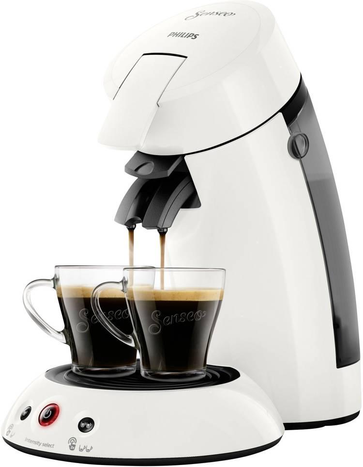 Image of SENSEO HD6554/10 Original HD6554/10 Koffiepadmachine Wit