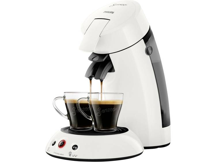 SENSEO® HD6554/10 Original Koffiepadmachine Wit