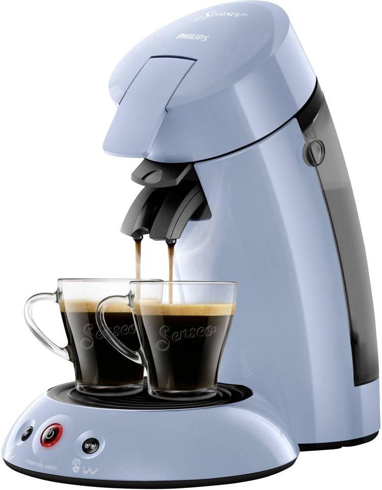 Image of SENSEO HD6554/70 Original HD6554/70 Koffiepadmachine Lichtblauw