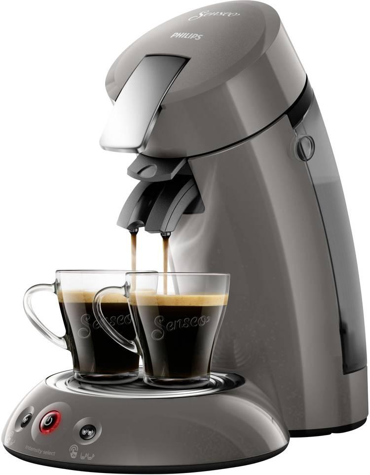 Image of SENSEO HD6556/00 HD6556/00 Koffiepadmachine Lichtgrijs, Metaal