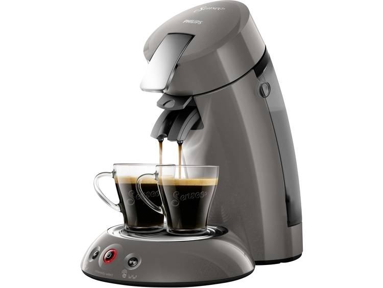 SENSEO® HD6556/00 Koffiepadmachine Lichtgrijs, Metaal