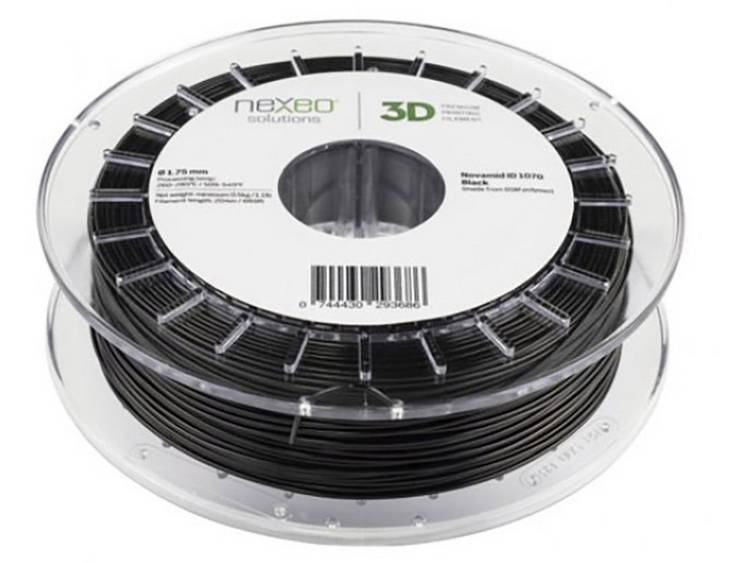 Filament German RepRap 100570 PA (Polyamide) 1.75 mm Naturel 500 g