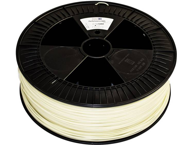 Filament German RepRap 100587 ABS kunststof 1.75 mm Naturel 2.1 kg