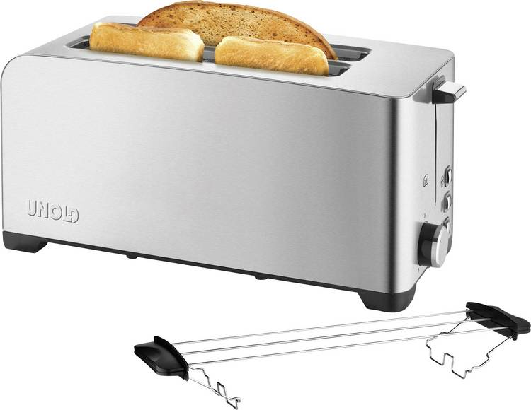 Image of Unold 38356 Broodrooster met dubbele lange sleuf