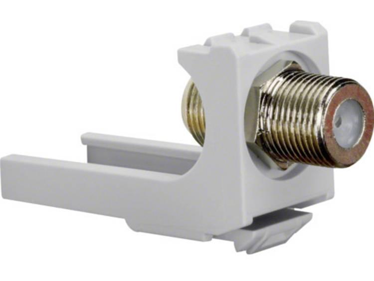 Coax-inbouwmodule E-Dat Hager SPA301Z