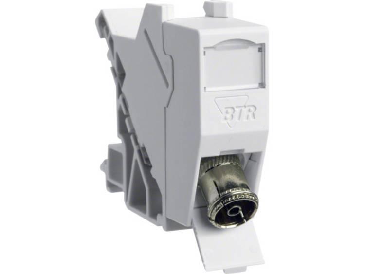 Coax-inbouwmodule E-Dat Hager SPA400Z