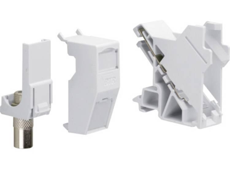 Coax-inbouwmodule E-Dat Hager SPA401Z