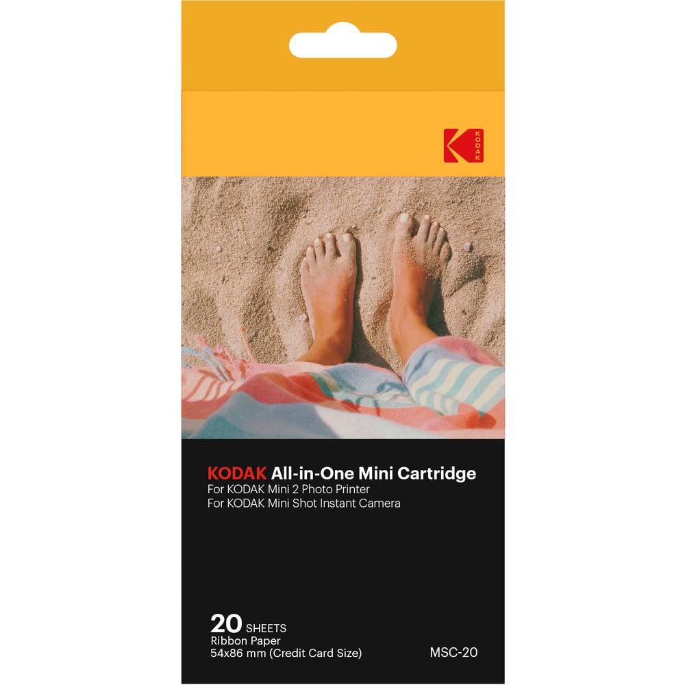 Kodak All-In-One Cartridgeset Voor 20 Foto's