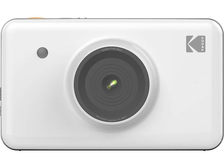 Kodak Minishot Instant Camera wit