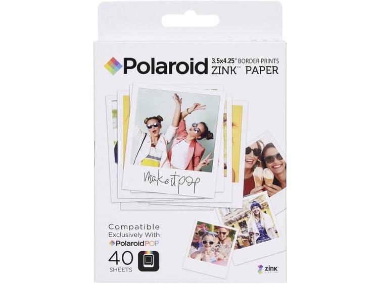 Polaroid POP 40er Zinkpapier