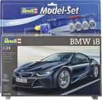 1:24 voertuig BMW i8 bouwpakket