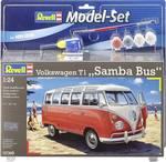 1:24 voertuig VW T1 Samba-busje
