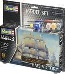1:1200 scheepsmodel HMS Victory bouwpakket