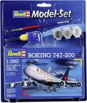 1:390 vliegtuig Boeing 747-200 Air Canada bouwpakket