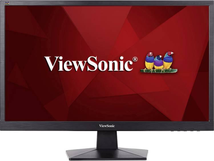 LCD-monitor 59.9 cm (23.6 inch) Viewsonic VA2407H Energielabel A 1920 x 1080 pix Full HD 5 ms HDMI, VGA, Hoofdtelefoon (3.5 mm jackplug) TN LCD