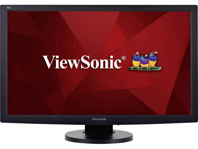 LCD-monitor 59.9 cm (23.6 inch) Viewsonic VG2433MH Energielabel A 1920 x 1080 pix Full HD 5 ms DVI, VGA, HDMI, Audio, stereo (3.5 mm jackplug), Hoofdtelefoon