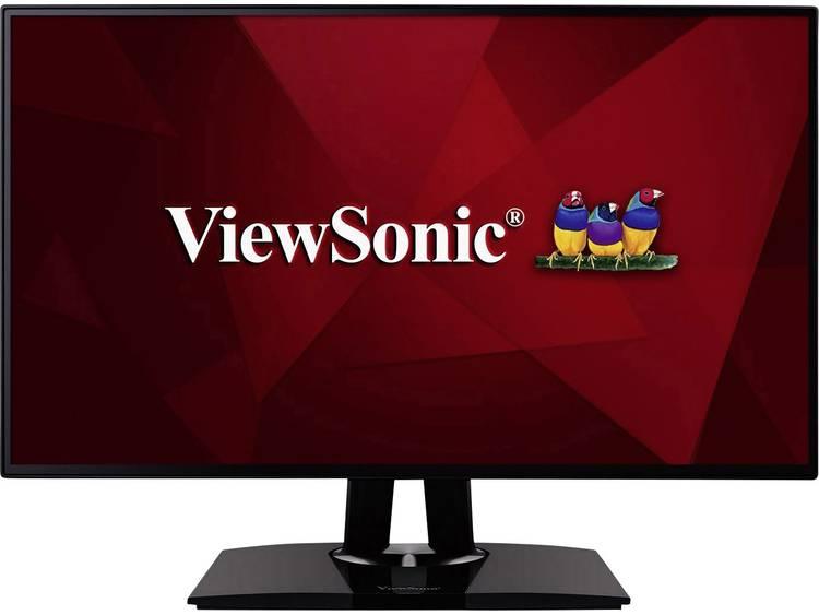 LCD-monitor 60.5 cm (23.8 inch) Viewsonic VP2468 Energielabel A 1920 x 1080 pix Full HD 5 ms HDMI, DisplayPort, Mini DisplayPort, USB, Hoofdtelefoonaansluiting