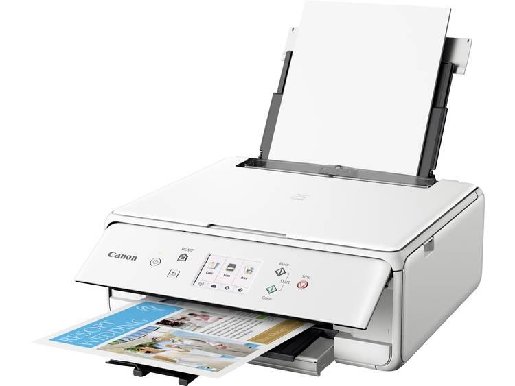Canon PIXMA TS6151 Multifunctionele inkjetprinter Printen, Scannen, Kopiëren WiFi, Bluetooth, Duple