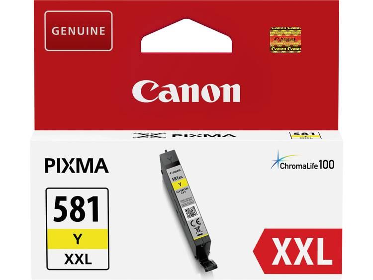 Canon Inkt CLI-581Y XXL Origineel Geel 1997C001