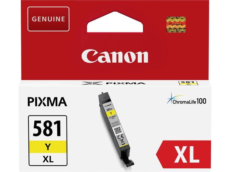 Canon Inkt CLI-581Y XL Origineel Geel 2051C001