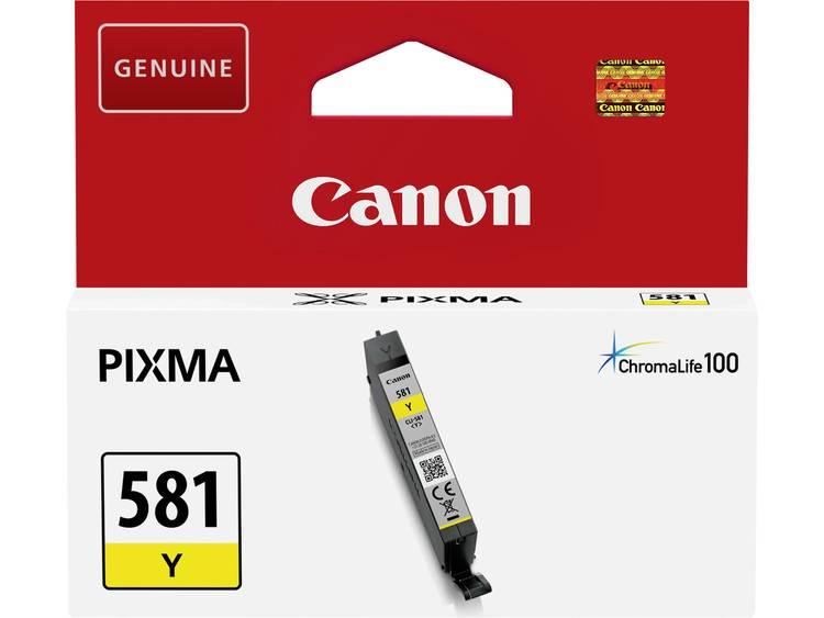 Canon Inkt CLI-581Y Origineel Geel 2105C001