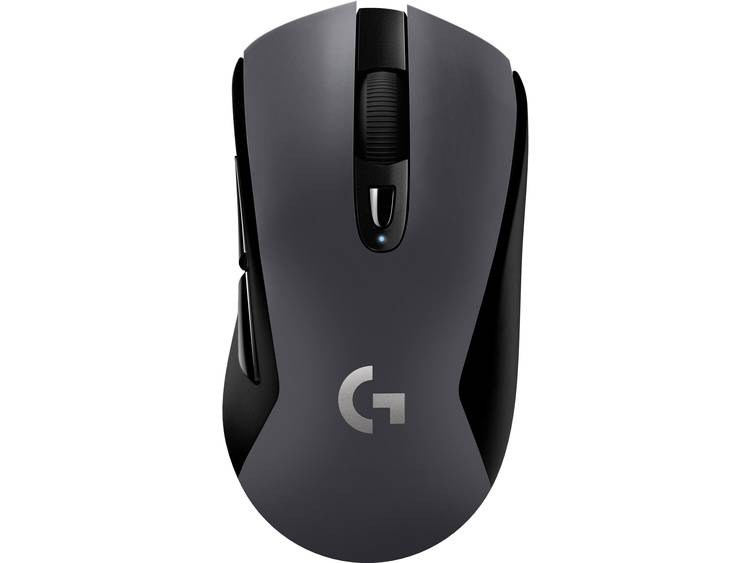 Logitech Gaming G603 Draadloze game-muis Optisch Verlicht, Gewichtsreductie, Geïntegreerd profielgeheugen Zwart