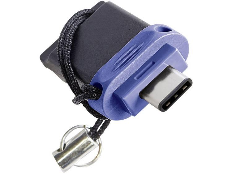 Verbatim Store´n´Go Dual Drive USB-stick smartphone/tablet 32 GB USB 3.0, USB-C