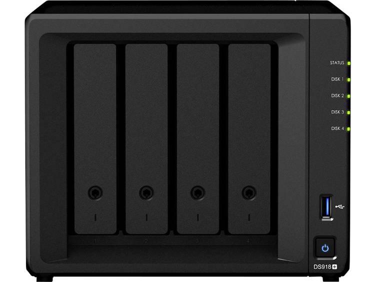 Synology DiskStation DS918+ NAS-serverbehzuizing