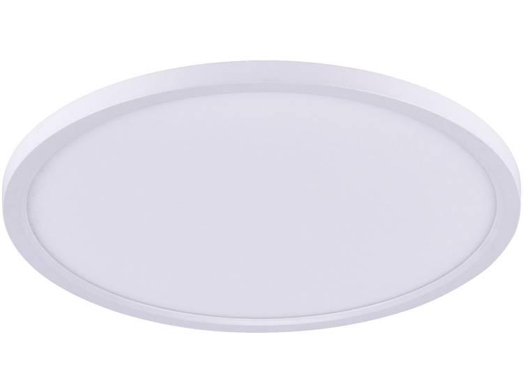 LeuchtenDirekt Flat 15531-16 LED-plafondlamp Energielabel: LED 32 W Warm-wit, Neutraal wit, Daglicht-wit Wit