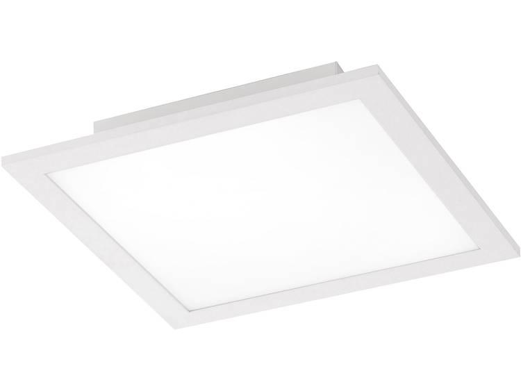 LeuchtenDirekt Flat 14530-16 LED-paneel Energielabel: LED 20 W Warm-wit, Neutraal wit, Daglicht-wit Wit