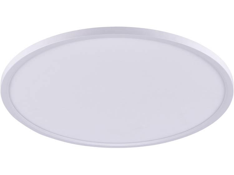 LeuchtenDirekt Flat 15532-16 LED-plafondlamp Energielabel: LED 41 W Warm-wit, Neutraal wit, Daglicht-wit Wit