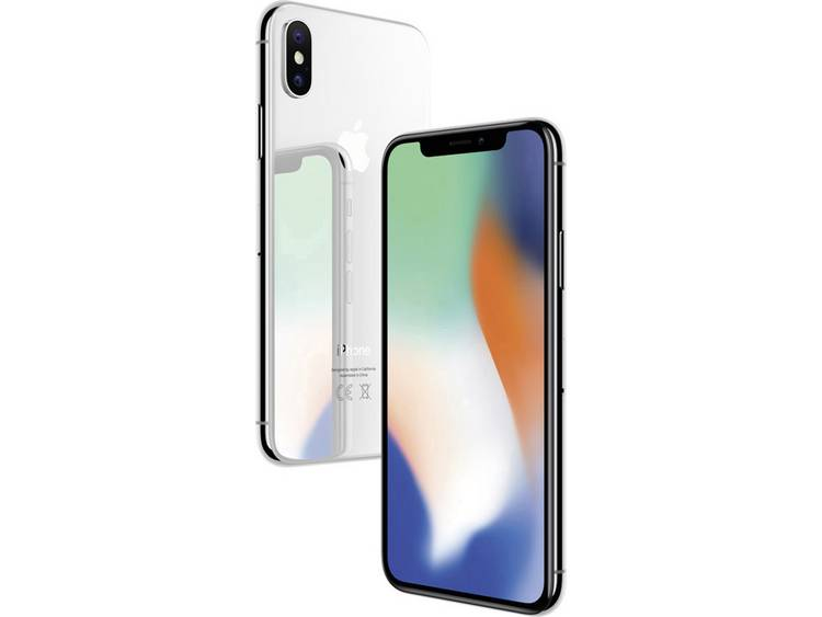 Apple iPhone X 64 GB Zilver