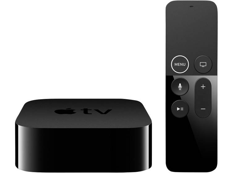 Apple TV 64 GB (4K HDR, 2017 versie)