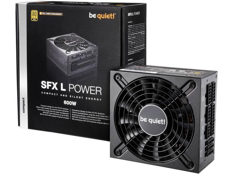 BeQuiet SFX-L Power PC netvoeding 600 W SFX, ATX 80Plus Gold