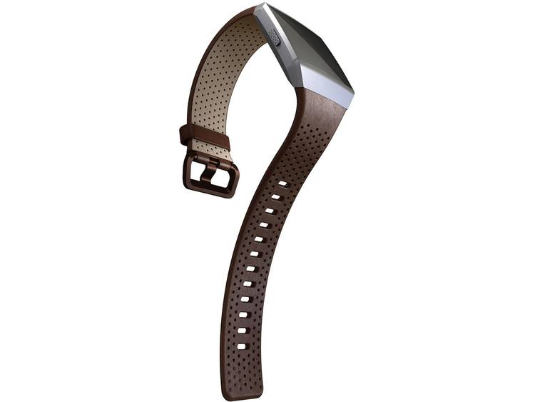 FITBIT Ionic Leather Band Cognac S
