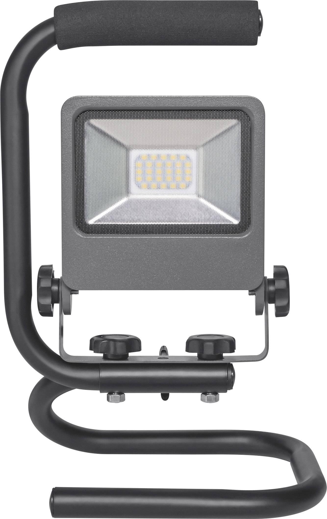 OSRAMBouwplaatsen verlichting 4058075043824 Zwart (mat), Grijs LED ...