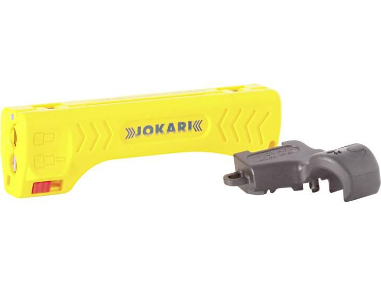 Jokari T30110 Kabelstripper Geschikt voor Coaxkabel 4.8 tot 7.5 mm RG6, RG59-U, RG58