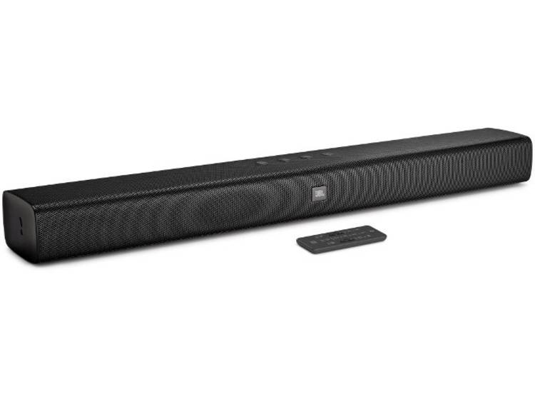 JBL Bar Studio Soundbar Zwart Bluetooth