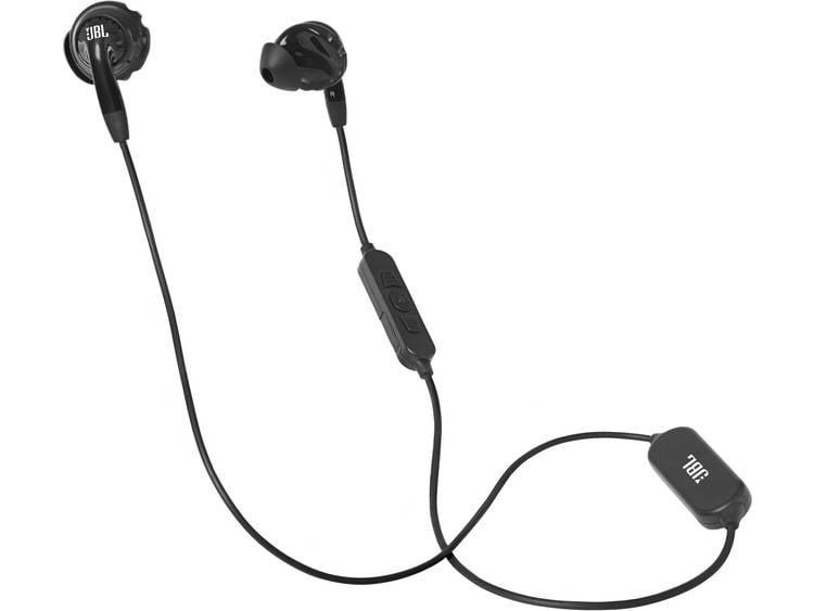 JBL Inspire 500 Bluetooth Sport Koptelefoon In Ear Headset, Bestand tegen zweet Zwart
