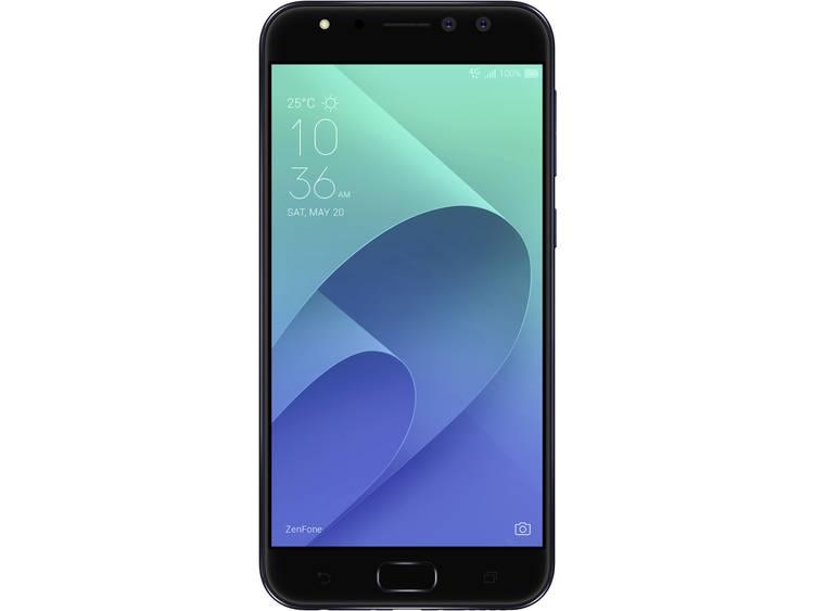 Asus ZenFone 4 Selfie Pro 90AZ01M7-M00720 Single-SIM Smartphone 14 cm (5.5 inch) Octa Core 64 GB 16 Mpix Android 7.1.1 Nougat Deep Black