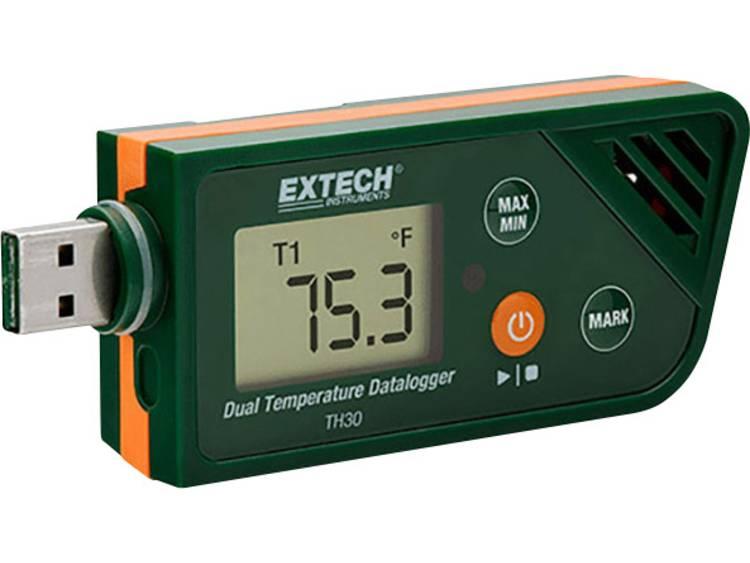 Extech TH30 Temperatuur datalogger Te meten grootheid Temperatuur  30 tot +70 °