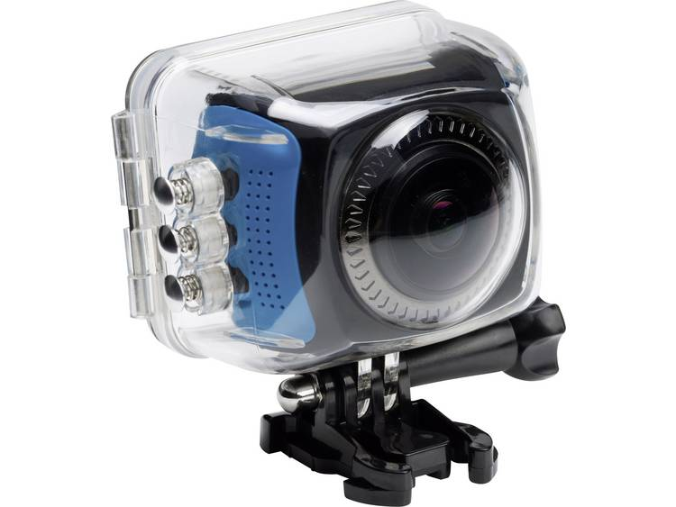 Discovery Adventures HD 720P 360° Action Camera Territory