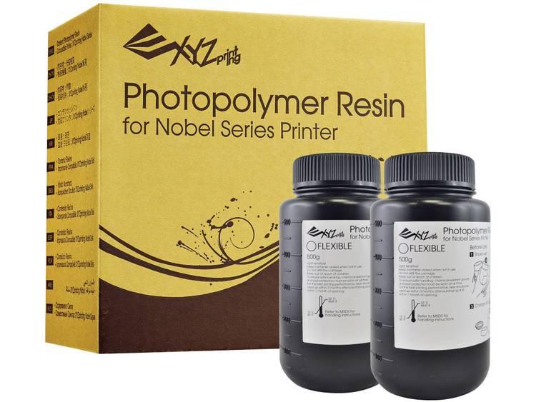 Fotopolymeer hars XYZprinting RUFLXXTW00C Photopolymeerhars Flexibel 1 kg