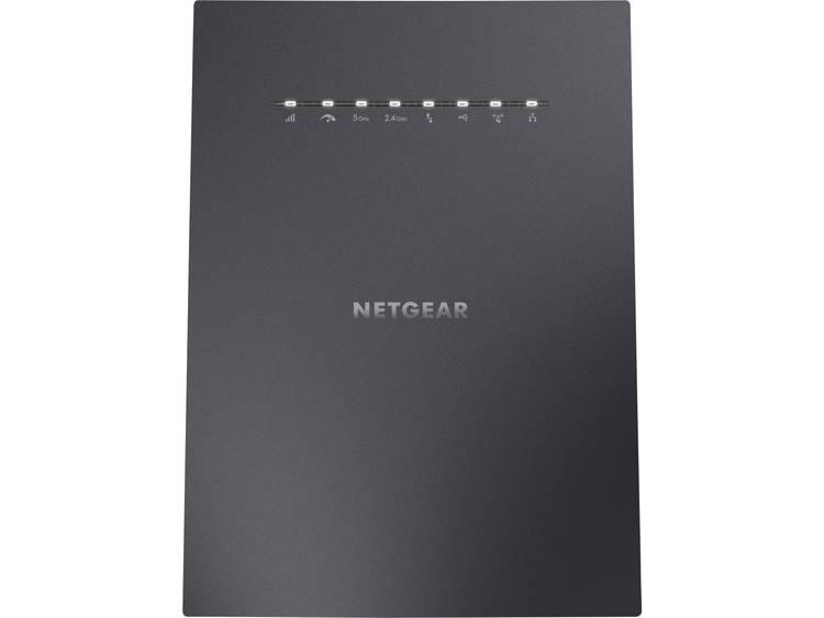 NETGEAR EX8000 WiFi versterker 2.4 GHz, 5 GHz, 5 GHz